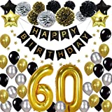 60th Birthday For Men Decorations