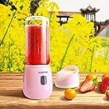 zhouzhou666 Saftpresse USB Lade Saft Tasse Tragbare Mini Haushalts Entsafter Engel Pulver 7,4 V...