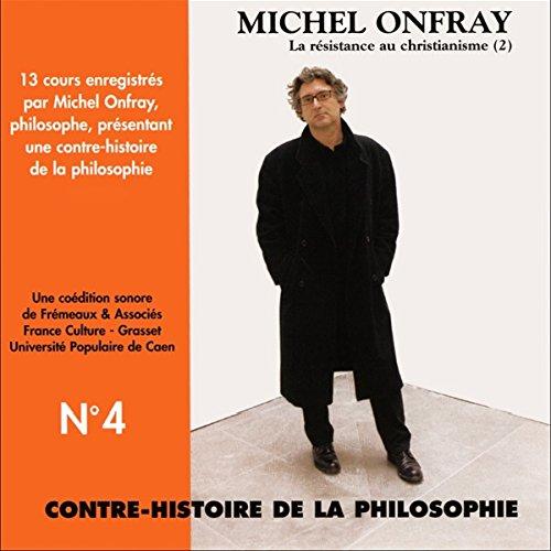 Contre-histoire de la philosophie 4.1 audiobook cover art