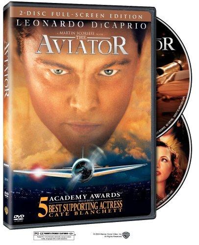 The Aviator (2-Disc Full Screen Edition) by Leonardo DiCaprio