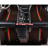 MYlnb Para Landrover Evoque Range Rover Velar Discovery 3/4/5 Freelander 2 Discovery Sport, Alfombrilla Personalizada