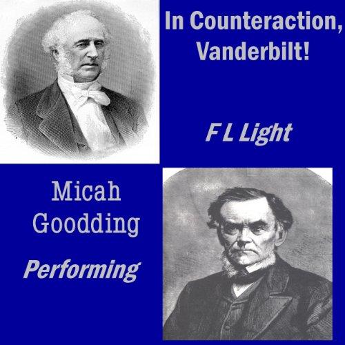 In Counteraction, Vanderbilt! audiobook cover art