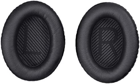 Bose QuietComfort 35 Headphones Ear Cushion Kit, Black White