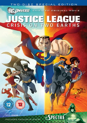 Justice League - Crisis On Two Earths [2 DVDs] [UK Import]