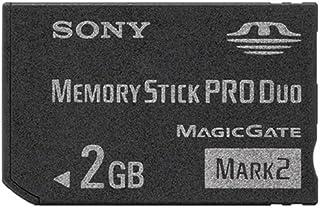 SONY メモリースティック Pro Duo Mark2 2GB MS-MT2G