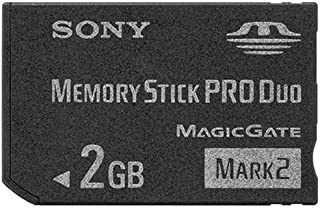 SONY メモリースティック Pro Duo Mark2 2GB MS-MT2G