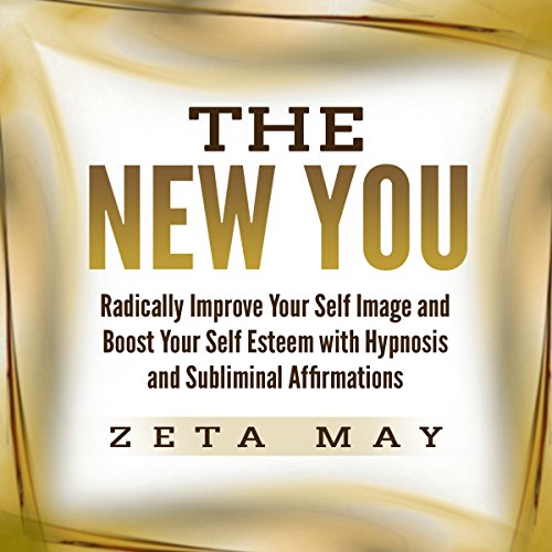 The New You audiobook cover art