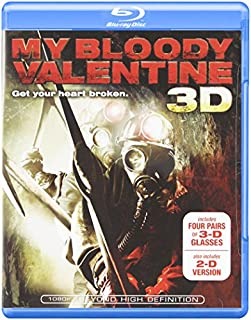 My Bloody Valentine [Blu-ray] (B001URA1TM) | Amazon price tracker / tracking, Amazon price history charts, Amazon price watches, Amazon price drop alerts