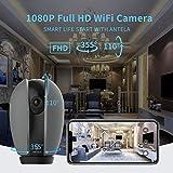 Zoom IMG-1 telecamera wifi interno antela 1080p