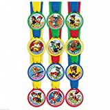Paw Patrol Mini Award Medaillen, 12 pcs -