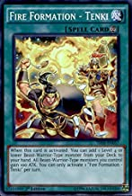 Yu-Gi-Oh! - Fire Formation - Tenki (THSF-EN057) - The Secret Forces - 1st Edition - Super Rare