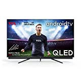 TCL 55C815 QLED-Fernseher (55 Zoll) Smart TV (4K Ultra HD, HDR 10+, Triple Tuner, Android TV, Dolby...