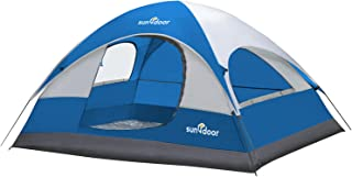 SUNDOOR Lightweight Tent, 2 Person Camping Tent for...