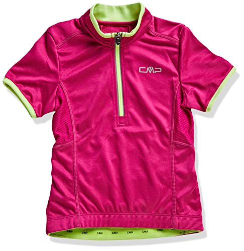 CMP Kinder Bike 3C89554T Shirt, Rosa (Geraneo), 98