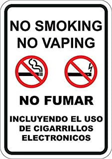 No Smoking No Vaping 7