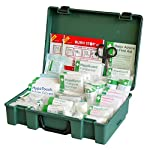 Safety First Aid Group British Standard First Aid Kit 8