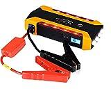 Portable Car Jump Starter 600A Peak 20000Mah (Hasta 6.0L De Gasolina O Motor Diesel De 3.0L) Auto Battery Booster, Power Bank Y Cargador De Teléfono Con 4 Puertos USB, Car Charger