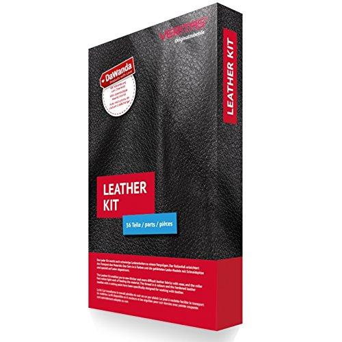 Veritas Leather Kit de | Juego de piel | piel de costura de surtido | piel de costura de accesorios