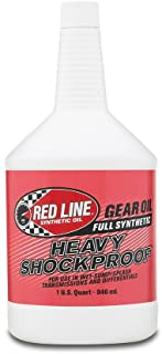 Red Line 58204 Heavy ShockProof Gear Oil – 1 Quart Bottle