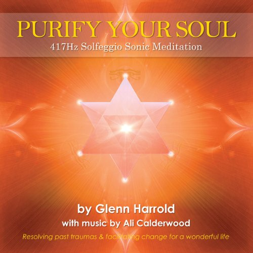 417hz Solfeggio Meditation audiobook cover art