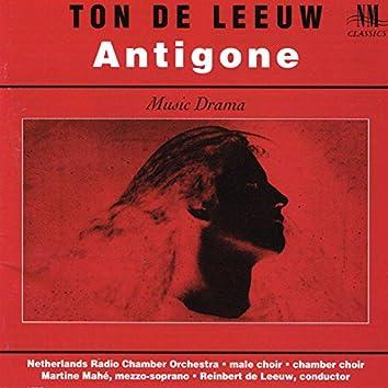 Ton de Leeuw: Antigone