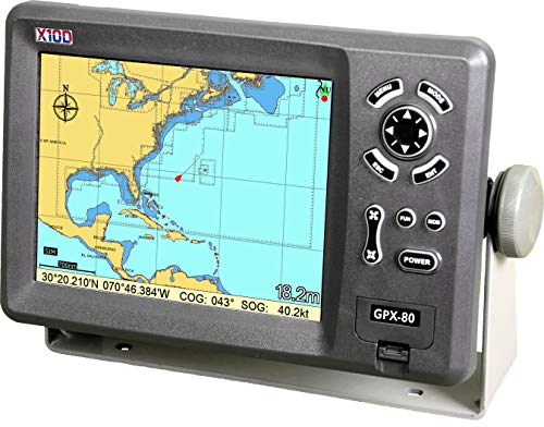 Purchase X10D GPX-80 8 Marine GPS Chart Plotter