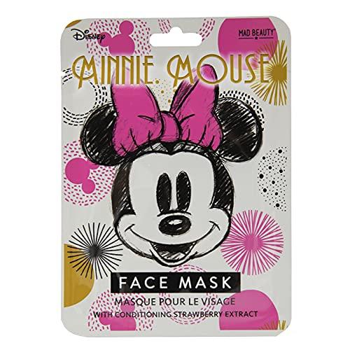 Mad Beauty - Maschera viso Minnie