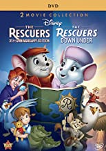 The Rescuers Collection: (The Rescuers / The Rescuers Down Under)