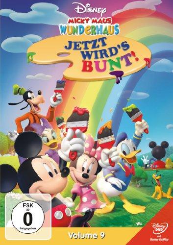 Micky Maus Wunderhaus, Volume 09 - Jetzt wird's bunt!