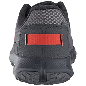 Under Armour Men's Toccoa Running Shoe, Rhino Gray (100)/Anthracite, 12