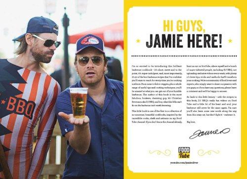 Jamie's Food Tube: The BBQ Book