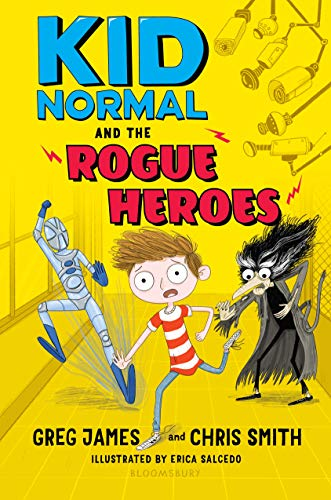 Image of Kid Normal and the Rogue Heroes