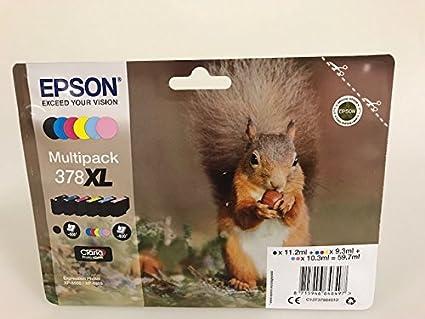 Epson Druckerpatronen Für Epson Expression Photo Xp 8500 Xp 8505 Multipack Xl Bürobedarf Schreibwaren