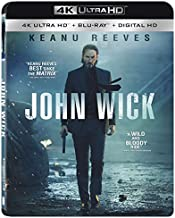 John Wick 4K Ultra Hd [Blu-ray]