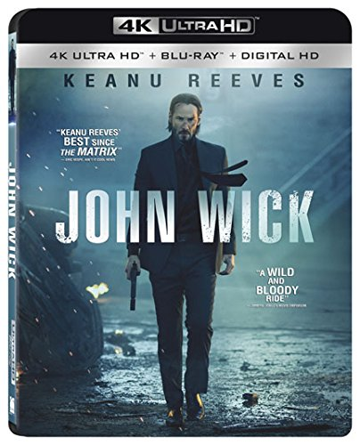 John Wick [USA] [Blu-ray]