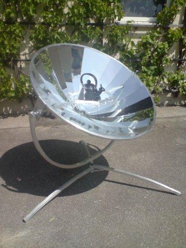Sun and Ice Premium 11 Solarkocher - 8