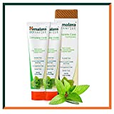 Himalaya Botanique Toothpaste - Natural Fluoride Free, SLS, Gluten, Carrageenan Free - Removes Plaque and Bad...