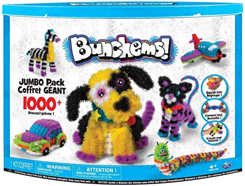 Bunchems 6028252 Toy, Mehrfarbig