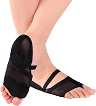 MacRoog Foot Thong Toe Pad Ballet Paw Socks Belly Dance Heel Protector Women Girls Shoes Accessories