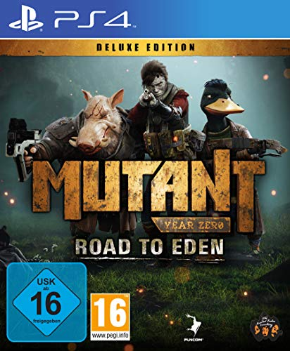 Mutant Year Zero: Road to Eden - Deluxe Edition PS4