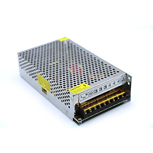 DC 24V Schaltnetzteil Netzgerät Trafo Transformator 10A für LED Strip 3D Drucker (DC 24V 10A)