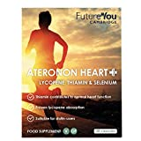 ATERONON Heart+ - The Original Tomato Pill from FutureYou ? Contains LactoLycopene ? Highly Bioavailable Lycopene Formulation ? 28 Capsules ? Supplements from Cambridge Nutraceuticals