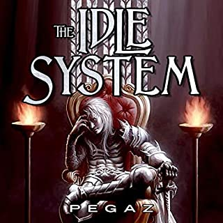 The Idle System: The Rogues audiobook cover art