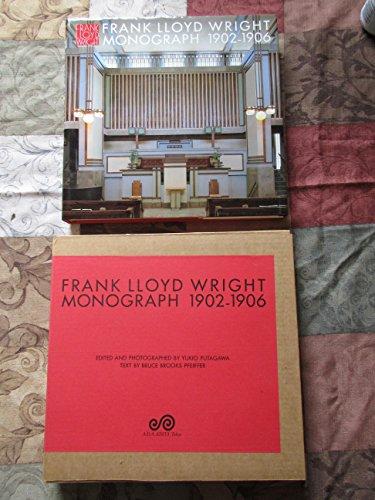 フランク・ロイド・ライト全集 (第2巻) Frank Lloyd Wright Monograph 1902-1906の詳細を見る