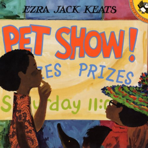 Pet Show! audiobook cover art