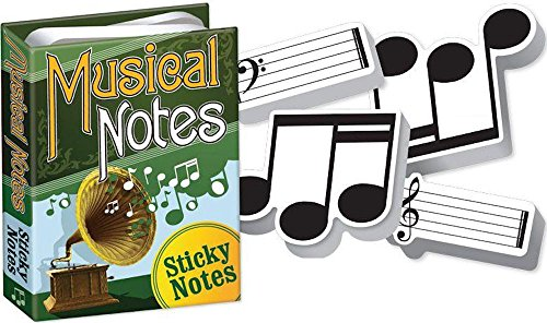 Music Themed Sticky Notes