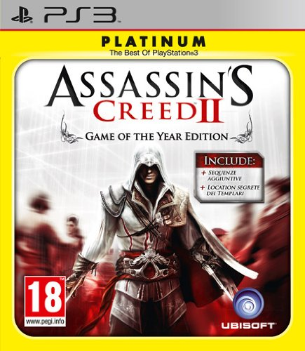 Assassin's Creed II - Platinum & Game Of The Year Edition