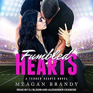 Page de couverture de Fumbled Hearts
