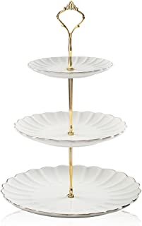 Best white 3 tier stand Reviews