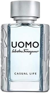 Salvatore Ferragamo Uomo Casual Life Eau de Toilette For Men, 50 ml